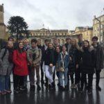 2g FR på udveksling i Frankrig