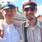 2 unge studenter